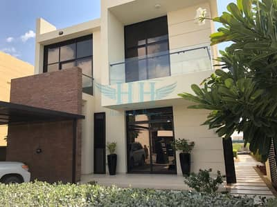 5 Bedroom Villa for Sale in DAMAC Hills (Akoya by DAMAC), Dubai - Brand New l Type TTF 5 Bedroom + maid l Fully Furnished