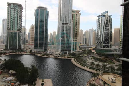 1 Bedroom Flat for Rent in Jumeirah Lake Towers (JLT), Dubai - Amazing Unit| with Study Room Can be Used 2bedroom