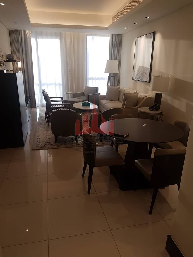 14 SPACIOUS  1BR+STUDY FOR RENT @THE ADD RES FULL BURJ/FOUNTAIN