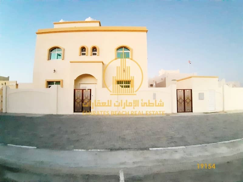 Water & Electricity included price Villa in Al bahya