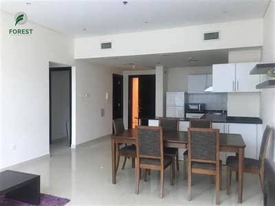 فلیٹ 2 غرفة نوم للايجار في دبي مارينا، دبي - Fully Furnished 2BR | Vacant and Well-Maintained