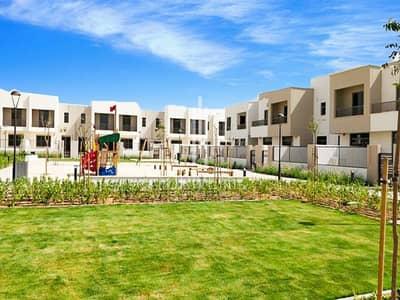 تاون هاوس 3 غرف نوم للايجار في تاون سكوير، دبي - Type 6| Well-maintained Single Row Villa