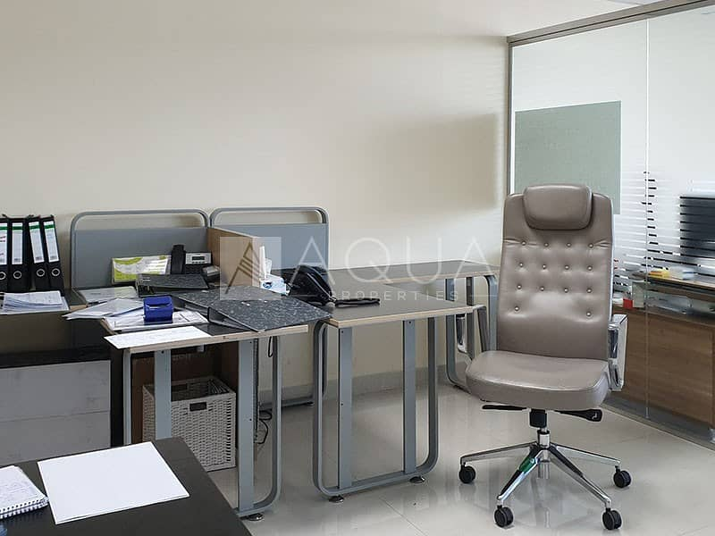 2 Fully Fitted office in X2 Jumeirah Bay JLT