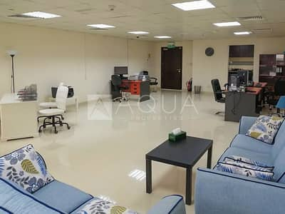 Office for Rent in Jumeirah Lake Towers (JLT), Dubai - Gold Crest Executive / Furnished / Fitted