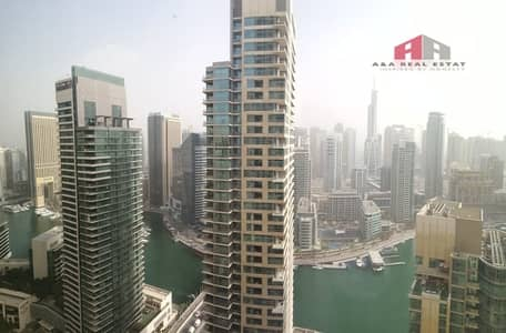2 Bedroom Flat for Rent in Jumeirah Beach Residence (JBR), Dubai - Open kitchen layout