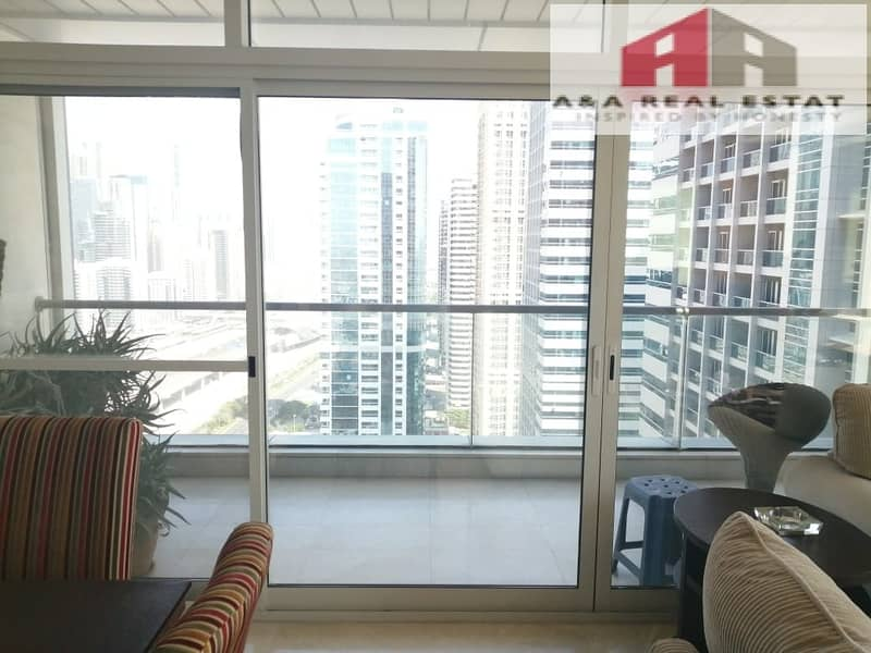 2 Fully Furnished Huge Size 2+Maid Madina Tower JLT