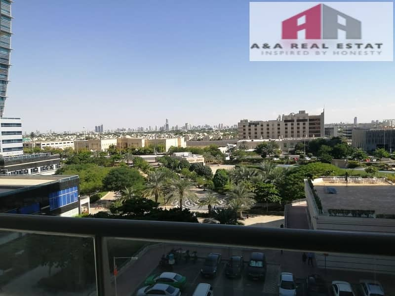 2 Specious 1 Bedroom Huge size  Madina Tower
