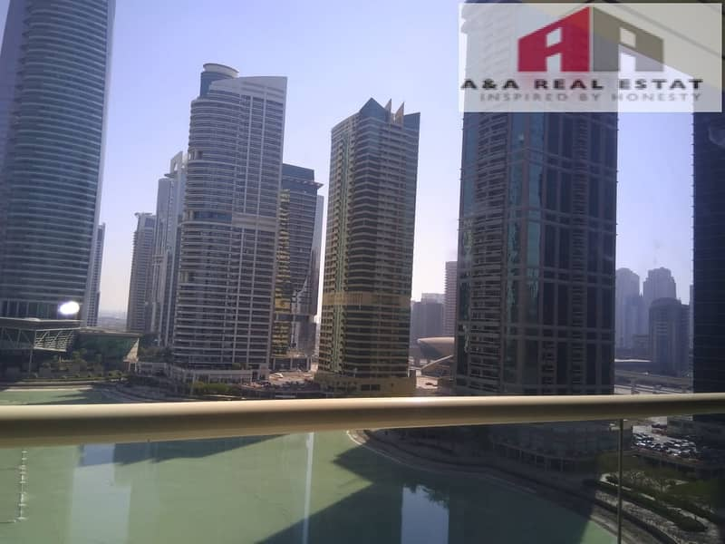 15 Lake view spacious 1-BHK for sale in Dubai Arch Tower