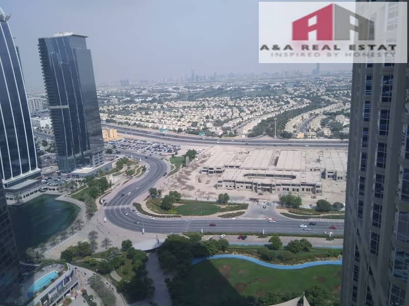 Park & Marina View 02 BHK for sale in Saba Tower 2