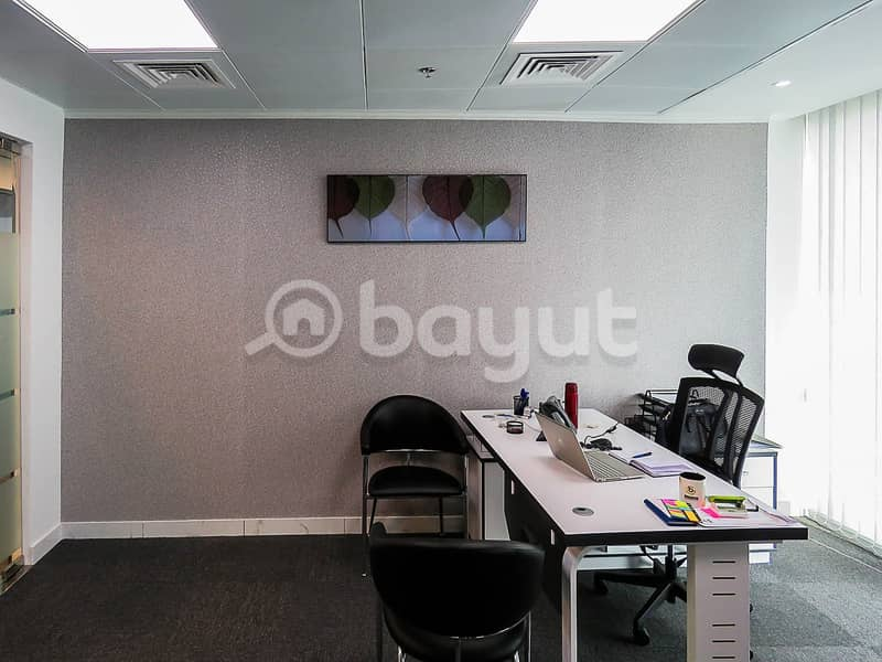 2 spectacular office in business bay(Lowest price with free parking ) NO COMMISSION!