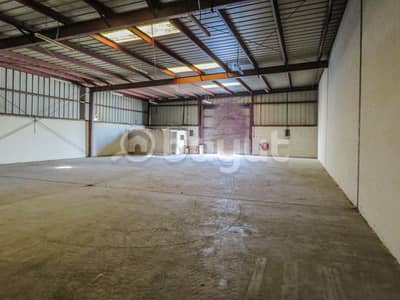 Warehouse for Rent in Ras Al Khor, Dubai - GROUND FLOOR AND MEZZANINE WITH ATTACHED SMALL OFFICE