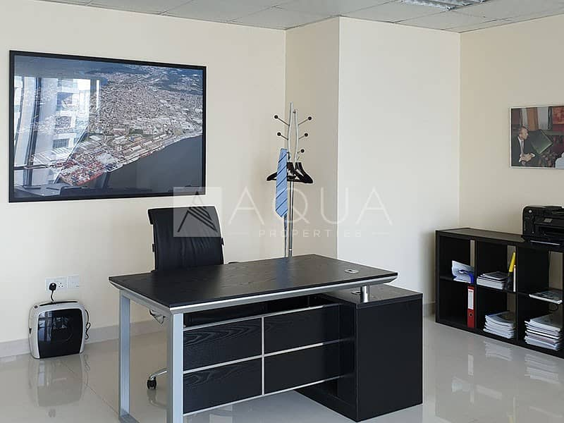 2 Higher Floor / Fitted Office / Lake View