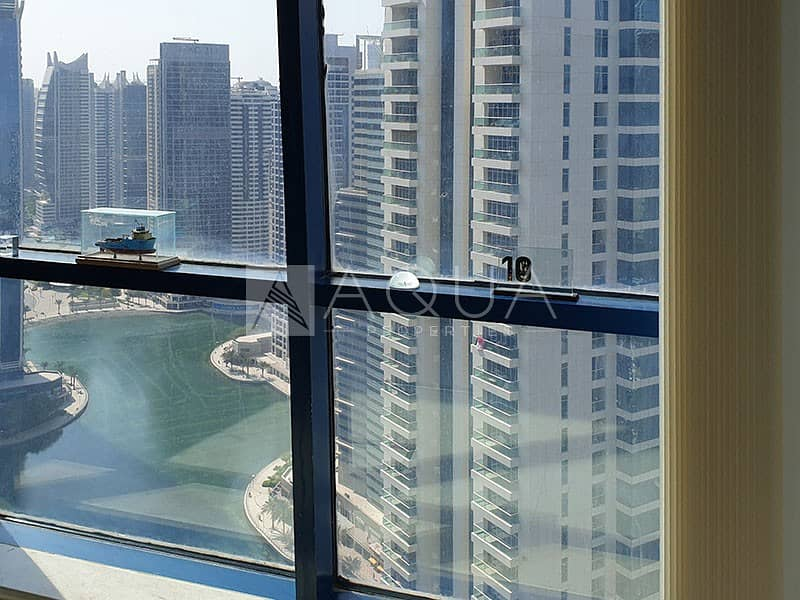 10 Higher Floor / Fitted Office / Lake View