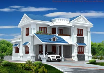 فیلا 7 غرف نوم للبيع في الزعاب، أبوظبي - فيلا جديدة للبيع الزعاب - ابوظبي