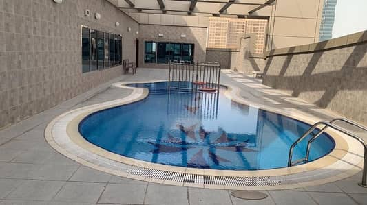 1 Bedroom Flat for Rent in Barsha Heights (Tecom), Dubai - CHILLER FREE 1 BR NEAR TO METRO ONLY 52K WITH ALL AMENITIES (GYM+POOL+PARKING)