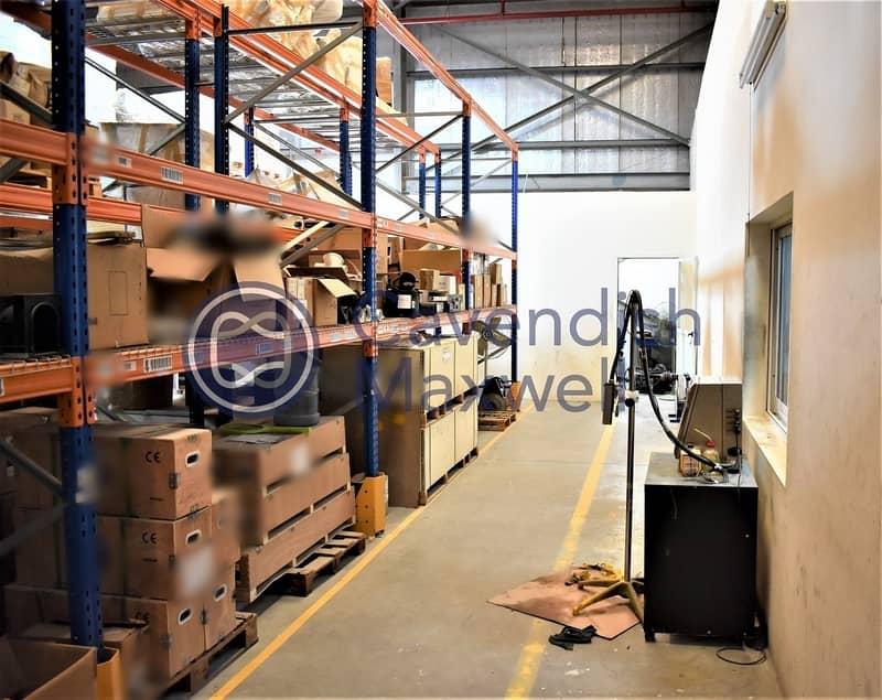 Small Warehouse I Corporate Office I Big Plot