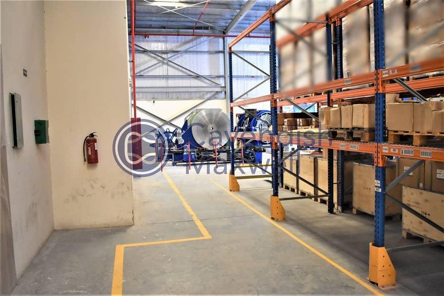 10 Small Warehouse I Corporate Office I Big Plot