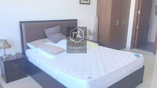 Studio for Rent in Dubai Sports City, Dubai - HEAVENLY FURNISHED STUDIO WITH APPEALING VIEW