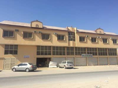 Warehouse for Sale in Al Jurf, Ajman - WAREHOUSE, LABOUR CAMP AND SHOWROOM FOR SALE WITH 15% RENTAL RETURN