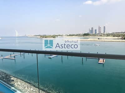 2 Bedroom Flat for Rent in Palm Jumeirah, Dubai - Brand New | Maidroom+Kitchen Appliances | Sea View