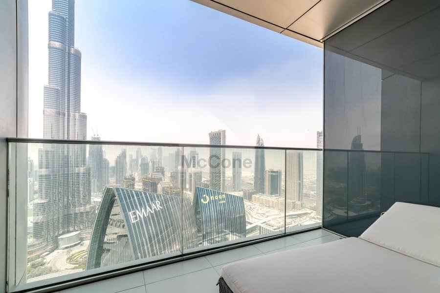 2 Stunning 3 Bed With Full Burj Khalifa Views