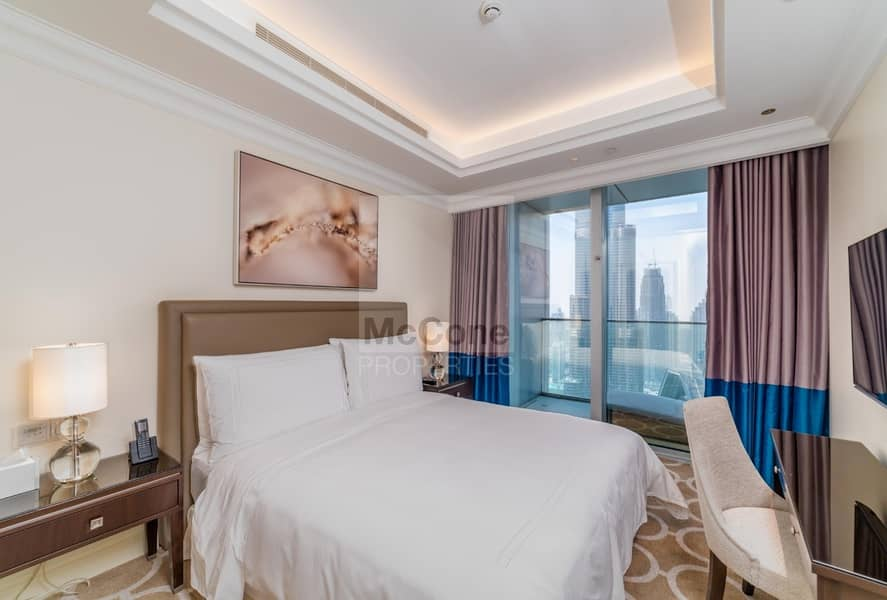 21 Stunning 3 Bed With Full Burj Khalifa Views