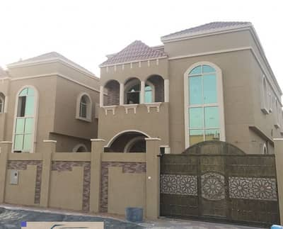 5 Bedroom Villa for Sale in Al Mowaihat, Ajman - A new villa for sale in Ajman Al Mowaihat 2, on free hold and open to any nationalities - very good price