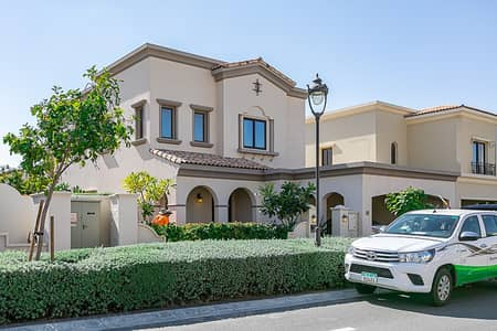 3 Bedroom Villa for Rent in Arabian Ranches 2, Dubai - Affordable and Impressive Lay-outed Villa