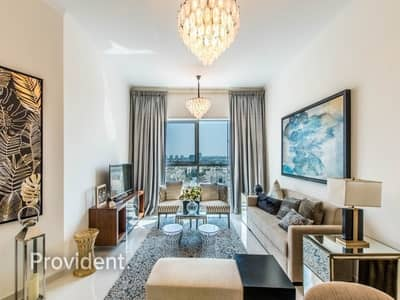 1 Bedroom Apartment for Sale in DAMAC Hills (Akoya by DAMAC), Dubai - Pay 10% on Booking | No Service Charge for 1 Year