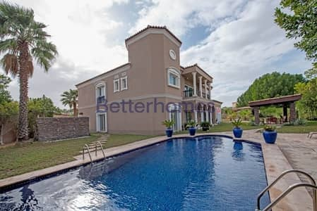 6 Bedroom Villa for Sale in Green Community, Dubai - 6 Bedrooms Villa in  Green Community