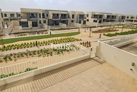 فیلا 4 غرف نوم للبيع في دبي هيلز استيت، دبي - Ready To Move In | Park Backing | Type 2E
