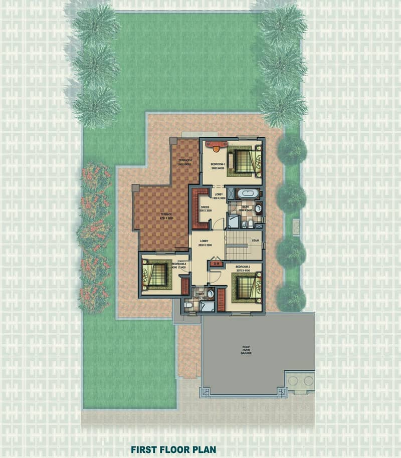 10 Vacant On Transfer | Large Plot | C3 Villa