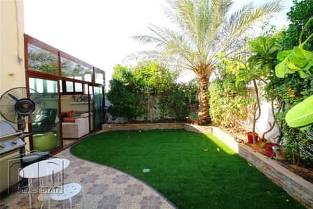 3 Bedroom Townhouse for Sale in Reem, Dubai - Upgraded and extended single row 2e in Mira 4