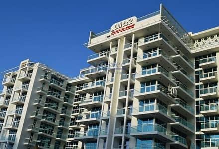 استوديو  للايجار في مدينة دبي للاستديوهات، دبي - Fully Furnished Studio for rent in Glitz 2 in Studio City