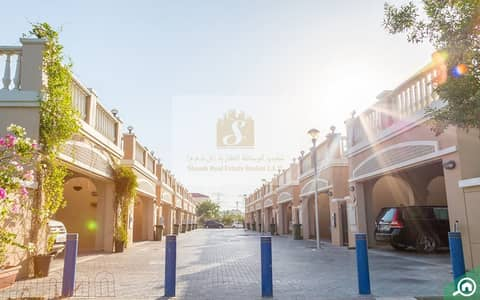 تاون هاوس 1 غرفة نوم للايجار في مثلث قرية الجميرا (JVT)، دبي - JVT | BEST DEAL | 1BR TOWN HOUSE FOR RENT