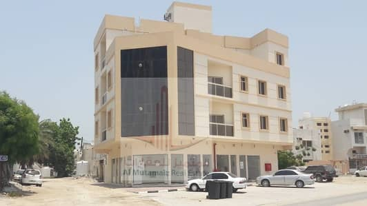 1 Bedroom Apartment for Rent in Al Bustan, Ajman - For rent a room and a lounge at an excellent price in Al Bustan