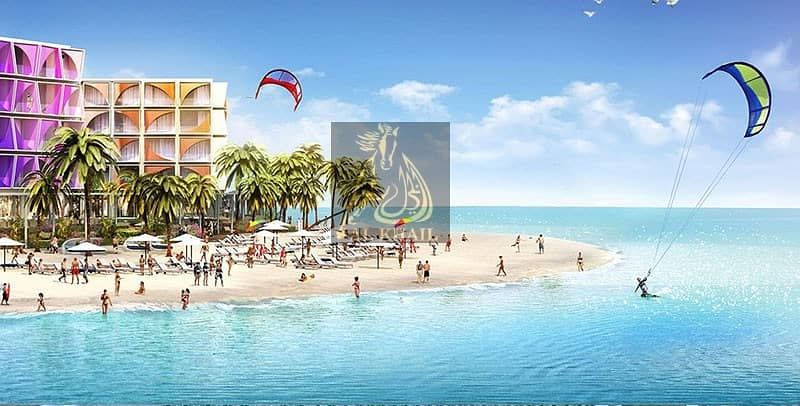 2 Invest Opulent Hotel Apartments for sale in The World Islands | with An Attractive Payment Plan