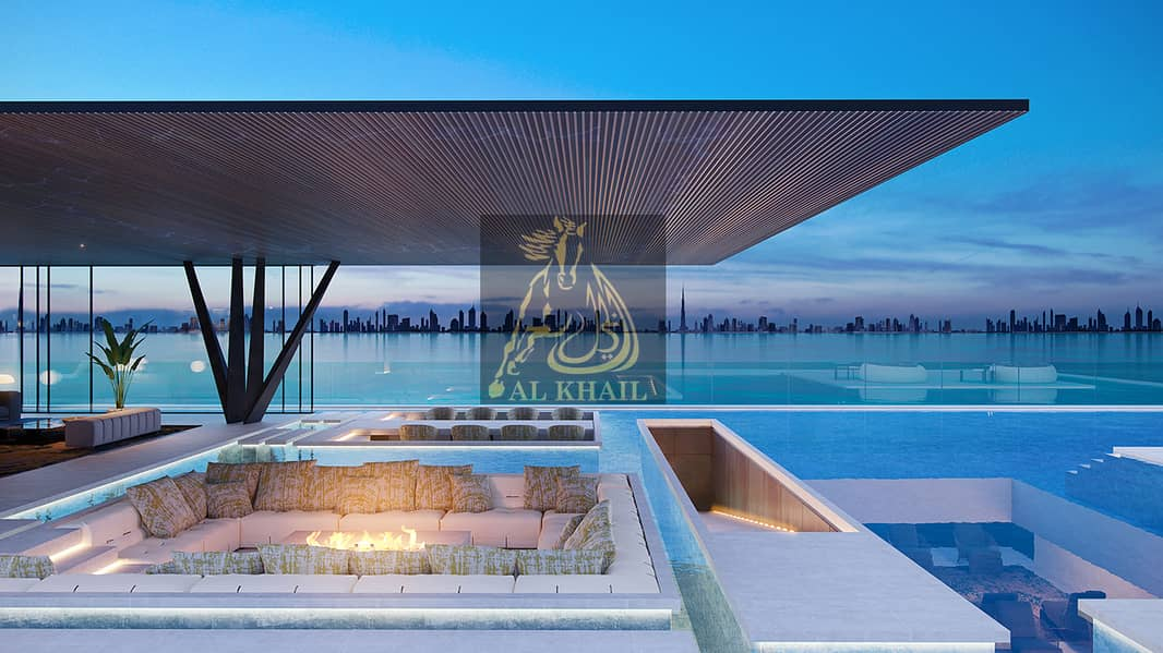13 Invest Opulent Hotel Apartments for sale in The World Islands | with An Attractive Payment Plan