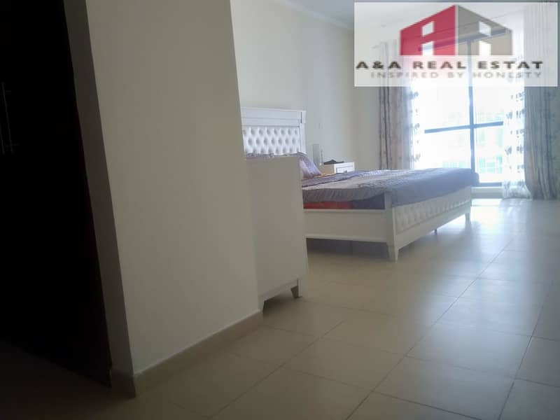 45 Spacious fully furnished-BHK for Rent in X1 Tower