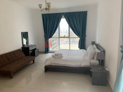 1 Bedroom Flat for Sale in Dubai Production City (IMPZ), Dubai - FULLY FURNISHED 1 BR APARTMENT IN IMPZ
