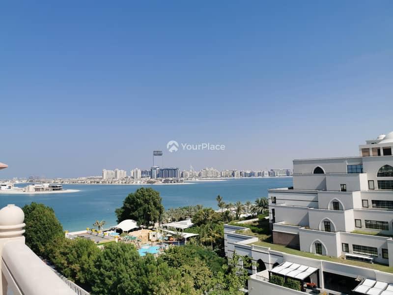 2 Unbelievable Penthouse In Taj Fully Upgraded