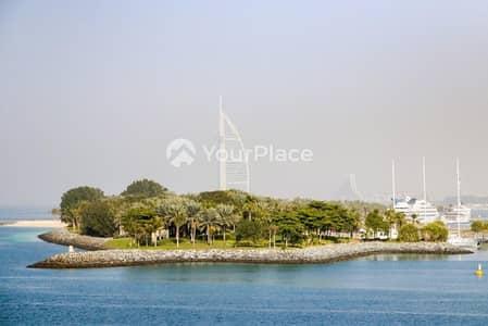 فلیٹ 3 غرف نوم للبيع في نخلة جميرا، دبي - 3 bedroom Type A with Sea and Burj Al Arab view