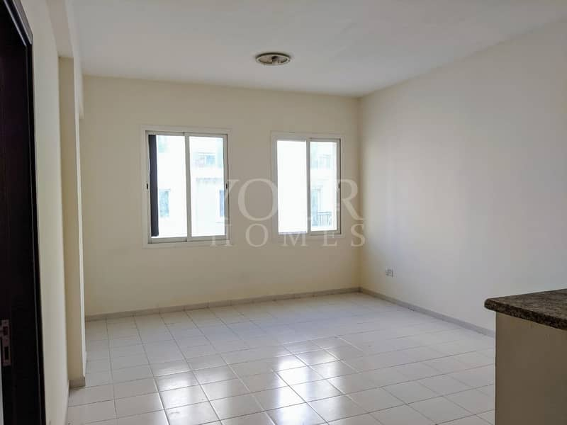 2  1 BR Apt International City