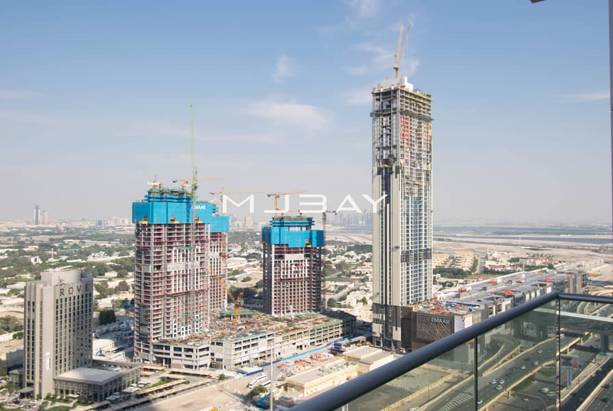 13 High Floor | Fully Furnished | Vacant