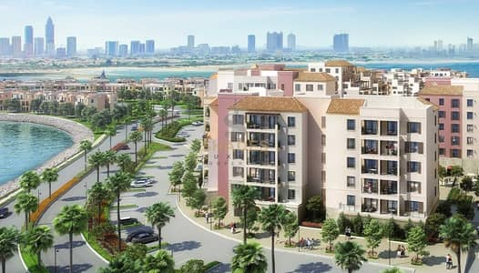 فلیٹ 1 غرفة نوم للبيع في جميرا، دبي - Full sea view | 2BR + maid's room | Mediterranean style