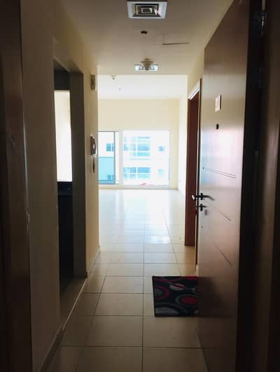 1 Bedroom Flat for Rent in Al Sawan, Ajman - 1 bhk biggest size partial city view for rent in ajman one