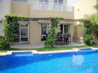 4 Bedroom Villa for Sale in The Meadows, Dubai - Private Pool I Large 4 Bedroom Villa I Meadows 4
