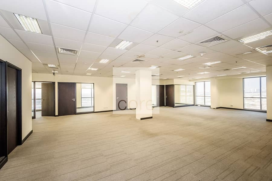 Multiple Fitted Office   DED Onshore License