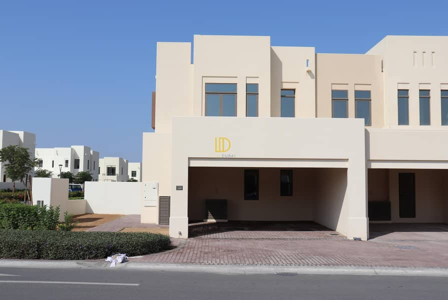 CB Brand New 3 bed townhouse in Mira Oasis 3