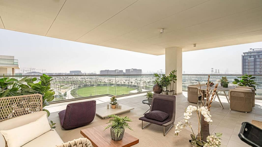 EMAAR | 15 mins to Downtown| Pay IN 3 YEARS| GOLF COURSE